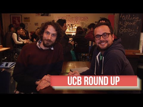 UCB Comedy Round Up ft. Rob Michael Hugel