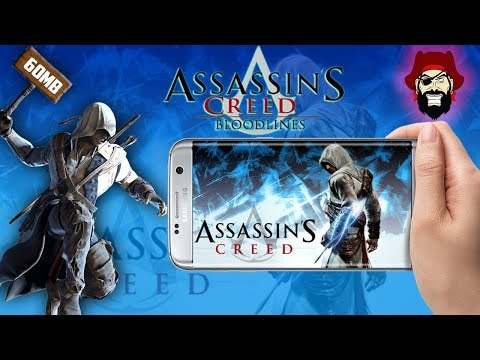[60MB] ASSASSIN'S CREED BLOODLINES PSP GAME FOR ANDROID | Compressed  ONLY 60MB | Gameplay Proof