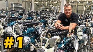 видео Этапы ремонта современного дизельного двигателя