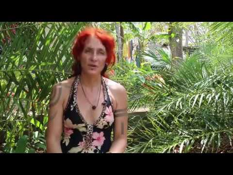 A short Introduction to the Ahimsa Yoga Ashram, Nicaragua, 2014-16 location