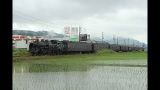 DJP071905 Tourist Dampfzüge steam train Japan Oigawa 蒸気機関車の大井川鉄道線 parni vlak قطارات بخاريه קטר קיטור