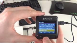Transcend Drive Pro 200 Review & Footage thumbnail