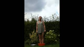 This Is My Cold Water Challenge For Northen Ireland Staffordshire Bullterrier Rescue.