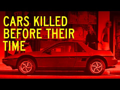 Cars That Were Killed Too Soon: Window Shop with Car and Driver