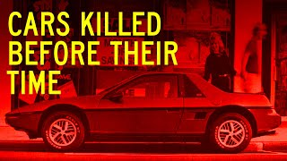 homepage tile video photo for Cars That Were Killed Too Soon: Window Shop with Car and Driver