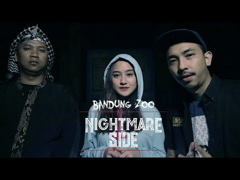 NIGHTMARE SIDE X Salshabilla Adriani | Kuburan Di Bandung Zoo