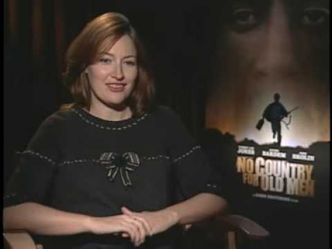 "KELLY MACDONALD TALKS ABOUT ""NO COUNTRY FOR OLD MEN"""