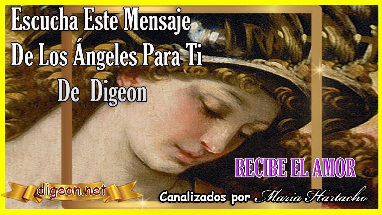 MENSAJE de los ÁNGELES PARA TI. Digeon 💌ARCÁNGEL JOFIEL💌💥RECIBE EL AMOR💥
