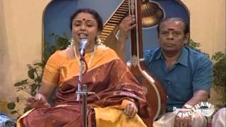 Download Brahmam Okate - The Concert - Sudha Ragunathan MP3 song and Music Video