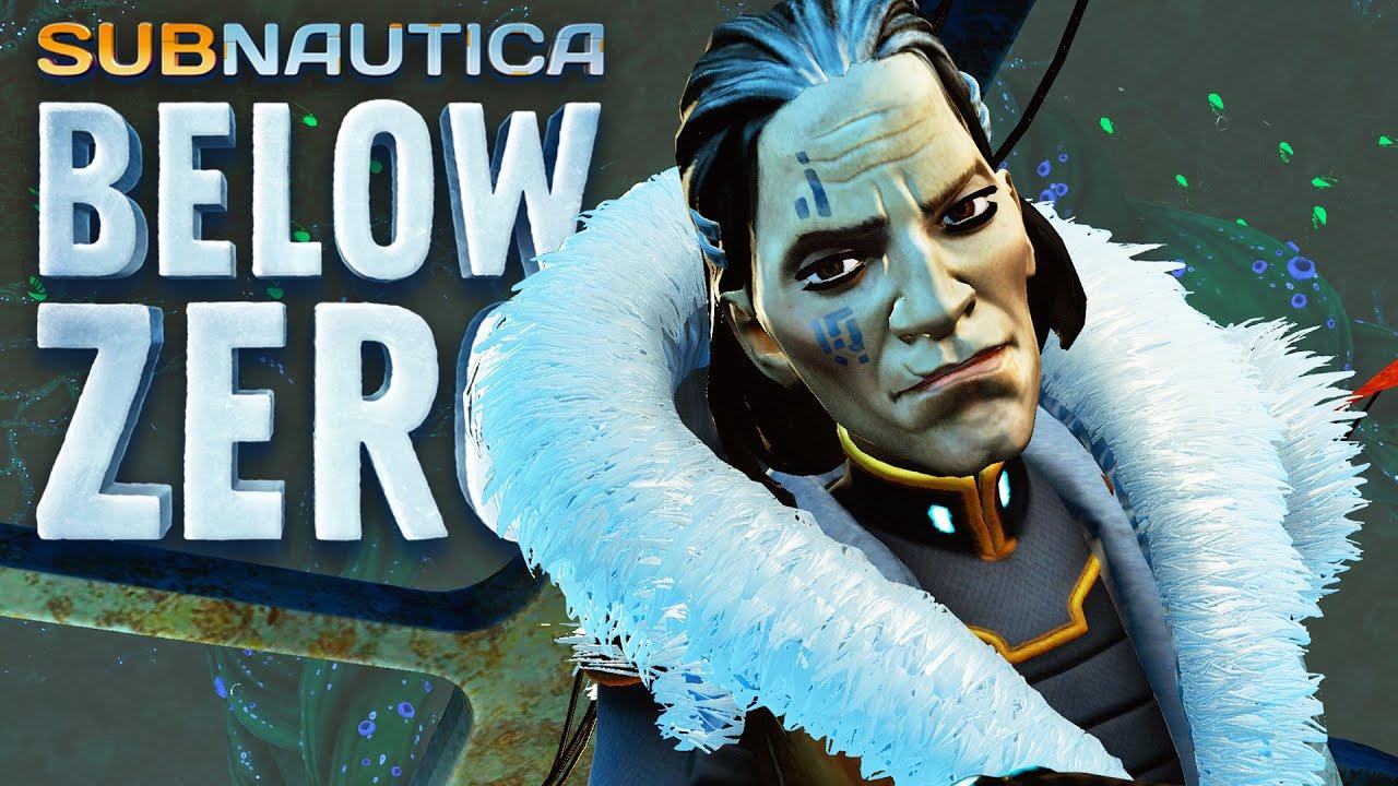 MEET MARGUERIT, FRIEND OR FOE? Subnautica: Below Zero Episode 3