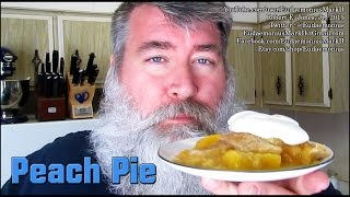 How To Make Peach Pie - Day 16,700