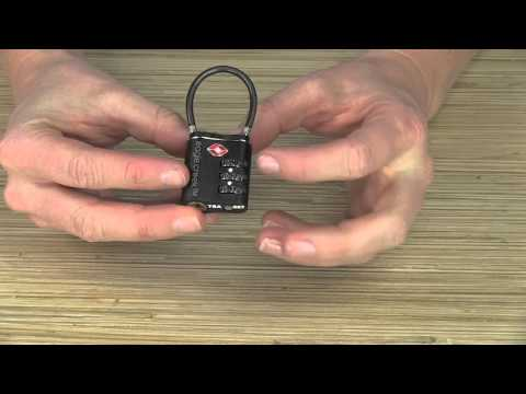 Travel Accessories | Cable TSA Lock®