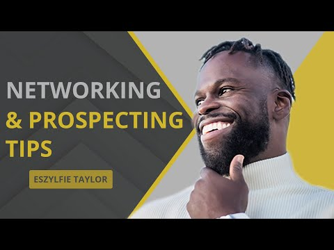 Networking and Prospecting Tips for Financial Advisors