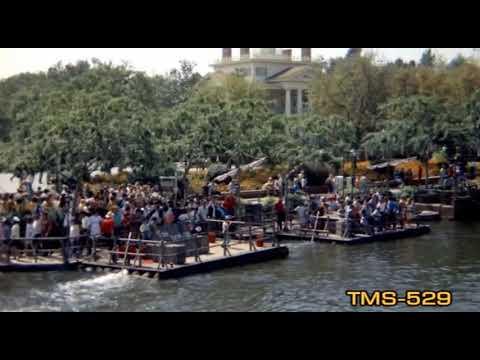 Youtube Rafts To Tom Sawyer Island