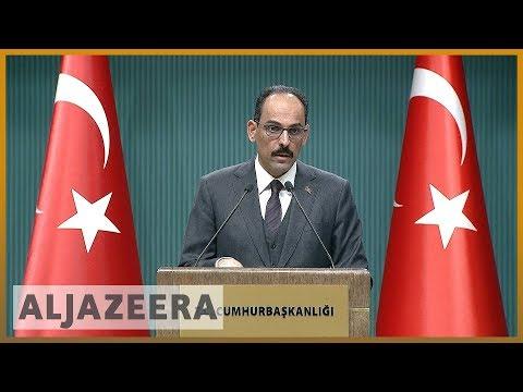 🇹🇷 Khashoggi killing: Turkey's Erdogan to reveal 'naked truth'   Al Jazeera English