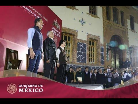 """Presentación: """"Universidades para el Bienestar Benito Juárez García"""" #EducaciónParaTodos"""