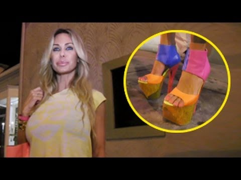 Shauna Sand completey DOPED out