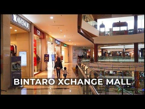 Bintaro Jaya Xchange Mall & BX Rink Ice Skating ~ Walking Tour Indonesia