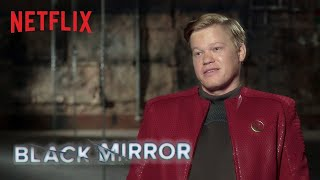 Black Mirror | Featurette: U.S.S. Callister | Netflix