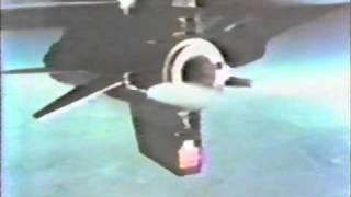 North American X-15 Breaks Mach 4