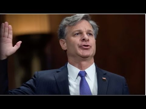 TRUMPS NEW FBI DIRECTOR CONFIRMED! ONE THING ABOUT HIM LEFT DEMOCRATS STUNNED!