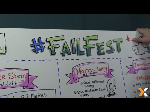 #FailFest at Philly Tech Week   Jake Stein, Ricky Solorzano, and More Talk Failure