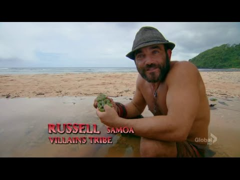 Russell Hantz  -  King of Immunity Idols