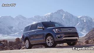 2018 Ford Expedition VS 2018 Toyota Landcruiser -Top Full Size SUV Car Comparison 2018