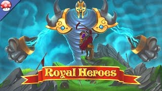 Royal Heroes: Gameplay (PC HD)