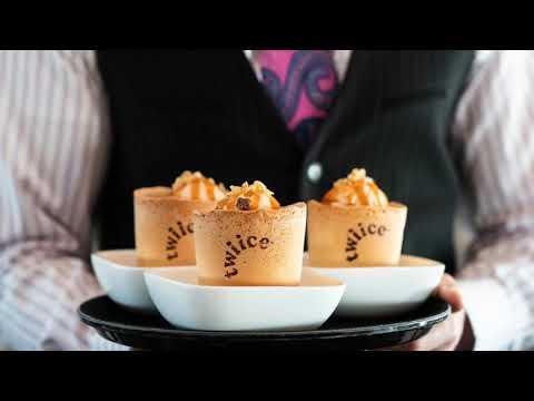 Aaron Zytle - New Zealand, Land of Geniuses, Develops Cookie Coffee Cups