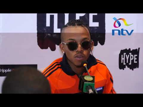 Tekno Miles lands in Kenya for Ngong concert