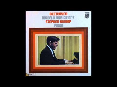Beethoven, Diabelli Variations  Stephen Bishop