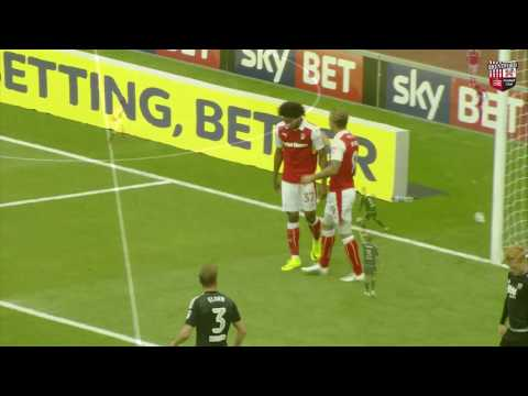 Match Highlights: Rotherham United 1 Brentford 0