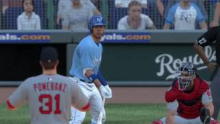 MLB The Show 18 (Boston Red Sox Season Mode) Game #90 - BOS @ KC