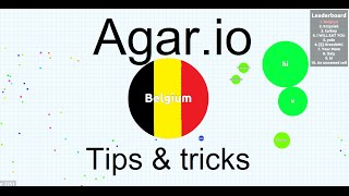 [NL] Agar.io - Tips en Tricks