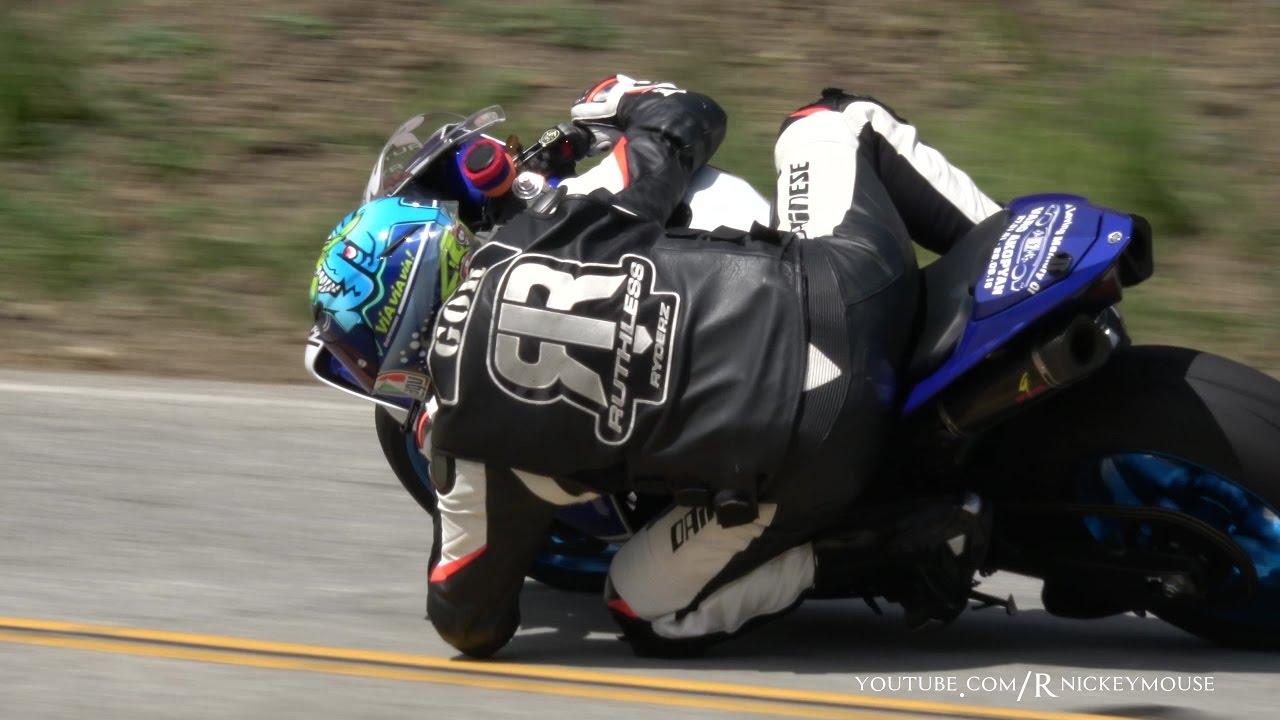 Download Top Street Riders 4K - Mulholland Riders 3/17