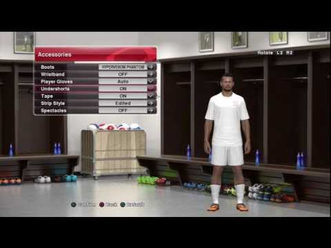 Pro Evolution Soccer 2014 (PES 2014) - First 20 minutes of B
