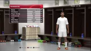 Pro Evolution Soccer 2014 (PES 2014) - First 20 minutes of Become a Legend