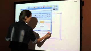 Интерактивная доска. Презентация работы.