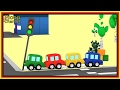 Cartoon Cars - TRAFFIC LIGHTS Crash! Cartoons for Children - Videos for Kids - Kids Cars Cartoons