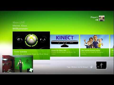 Xbox Kinect im Test - Deutsch - HD - Teil 1/2