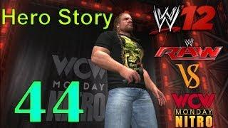 WWE 12 Road to Wrestlemania #044 [HD] - Mega-Ankündigung: Alles auf Spiel setzen | Lets Play WWE 12