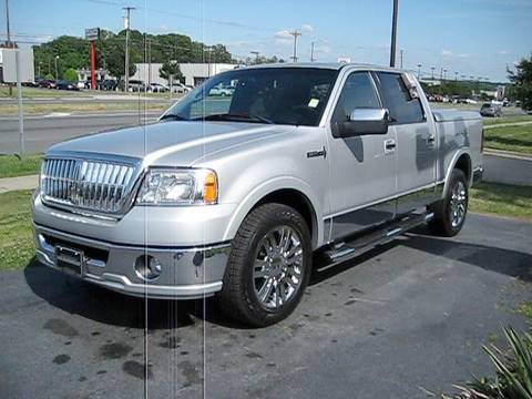 2007 lincoln mark lt start up engine and in depth tour. Black Bedroom Furniture Sets. Home Design Ideas