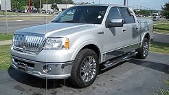 2007 Lincoln Mark LT Start Up, Engine, and In Depth Tour