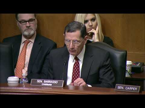 Nuclear Regulatory Commission Promises Barrasso Answers on Uranium One Questions
