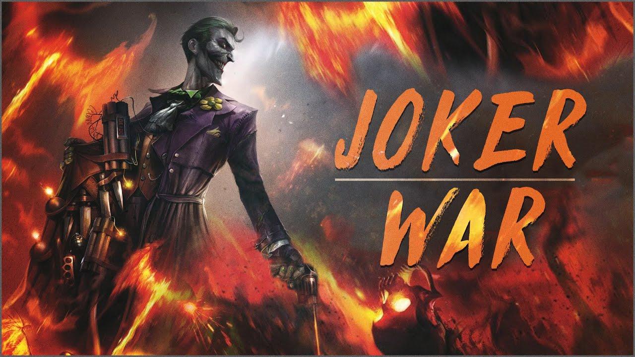 Download The Joker War Begins