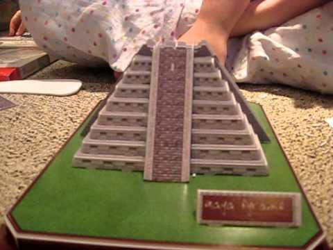 How To Make An Egyptian Pyramid Cake