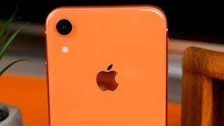 Обзор iPhone XR / Не флагман, который смог