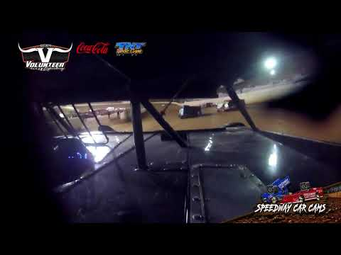 #56J Jody Horton - Sportsman - 10-12-19 Volunteer Speedway - In-Car Camera