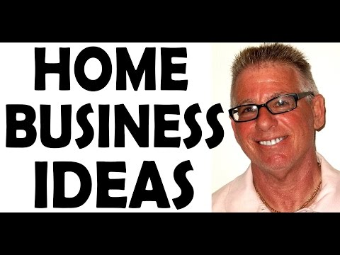 100 Turnkey HOME Business Ideas Part 1